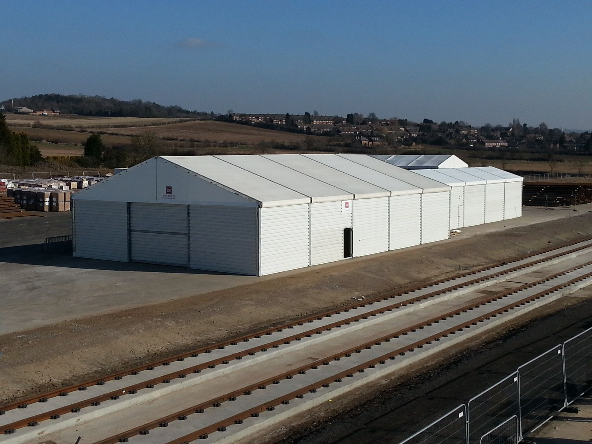Our buildings are ideal for site stores and work areas