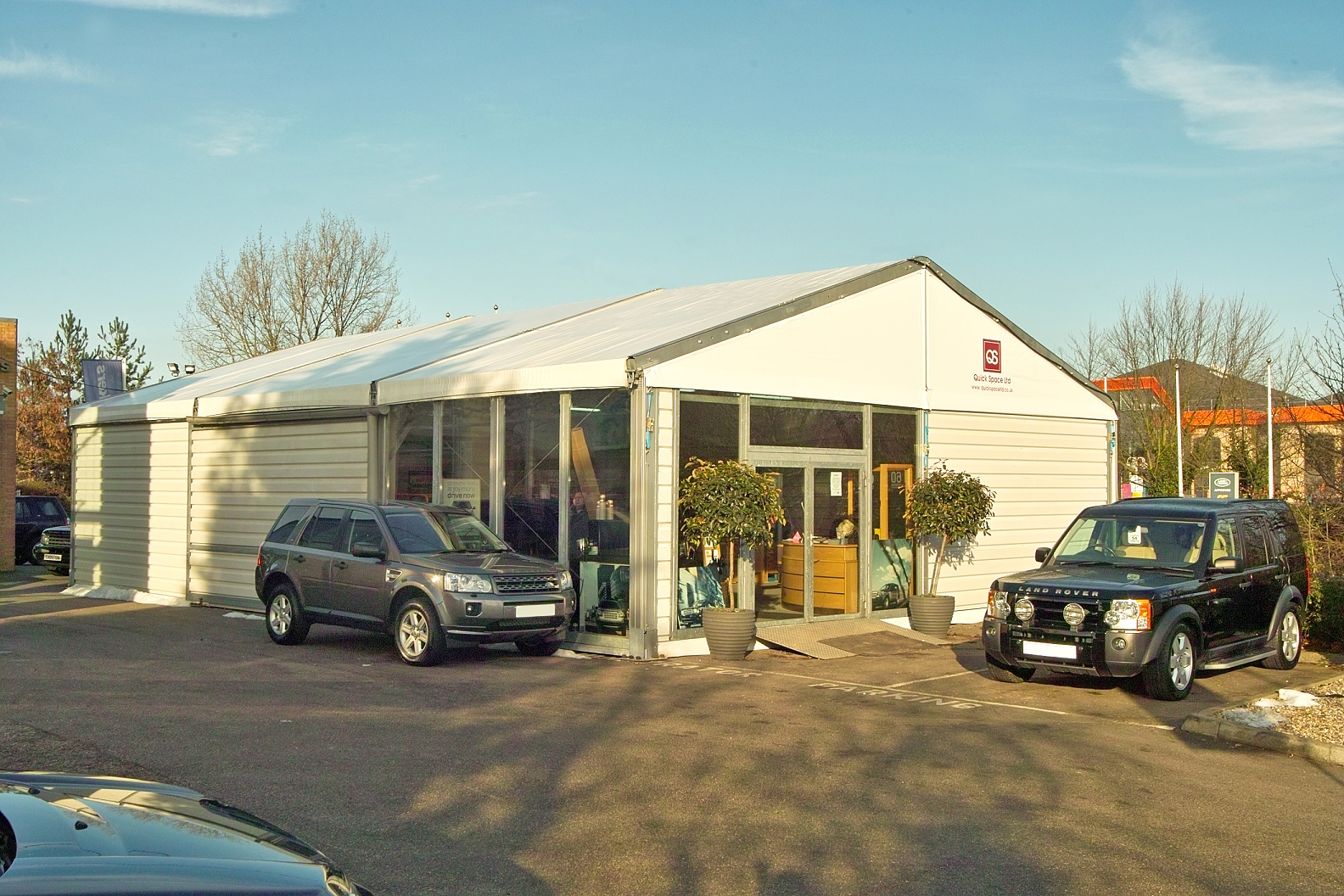 Our showrooms offer flexible space for many uses
