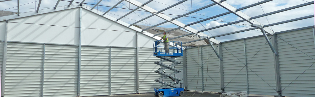 Quick Space Temporary Buildings
